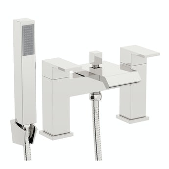 Mode Aurora bath shower mixer tap