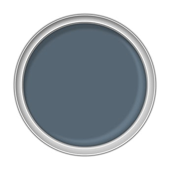 Craig & Rose midnight blue kitchen & bathroom paint 2.5L