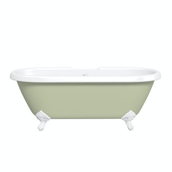The Bath Co. Sage coloured bath