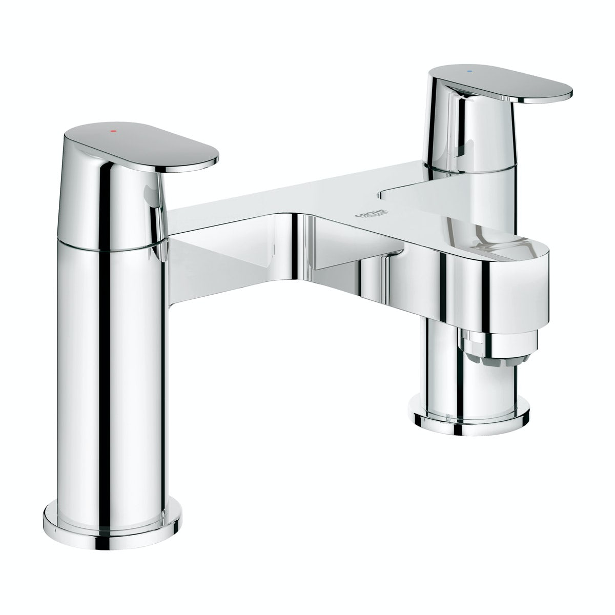 grohe eurosmart cosmopolitan bath mixer tap. Black Bedroom Furniture Sets. Home Design Ideas