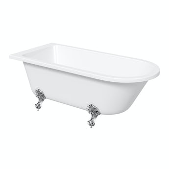 The Bath Co. Shakespeare freestanding single ended bath