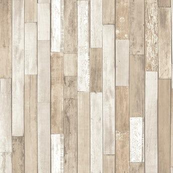 Fine Decor distinctive wood reclaim cream