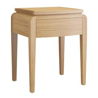 Reeves Samuel natural oak side table