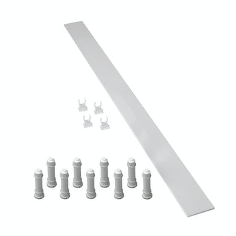 Mira Flight quadrant riser kit up to 900mm