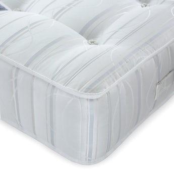 MFI Double orthopaedic 1000 pocket mattress