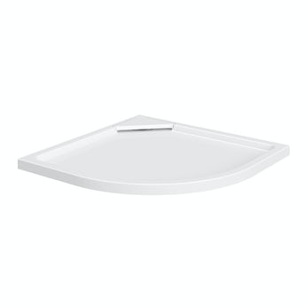 Mode Designer quadrant stone shower tray