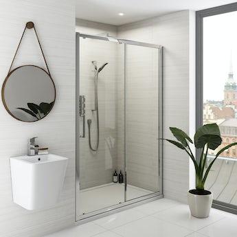 Mode Olins premium 8mm easy clean sliding shower door
