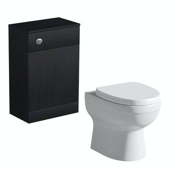 Arden essen back to wall toilet unit with Energy back to wall toilet