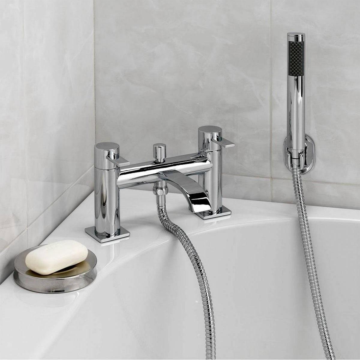 Flex Basin And Bath Shower Mixer Tap Pack