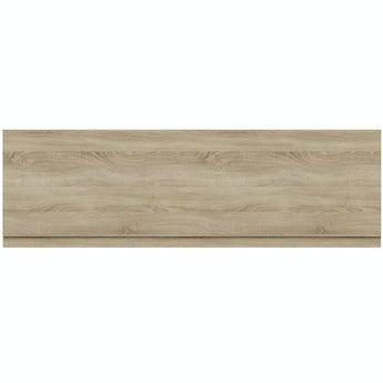 Arden oak bath front panel 1700mm