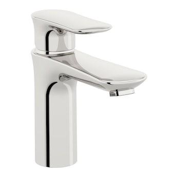 Cleanse basin mixer tap