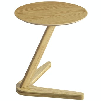 Logan oak occasional table