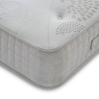 MFI Double 1000 pocket orthopaedic mattress with memory foam