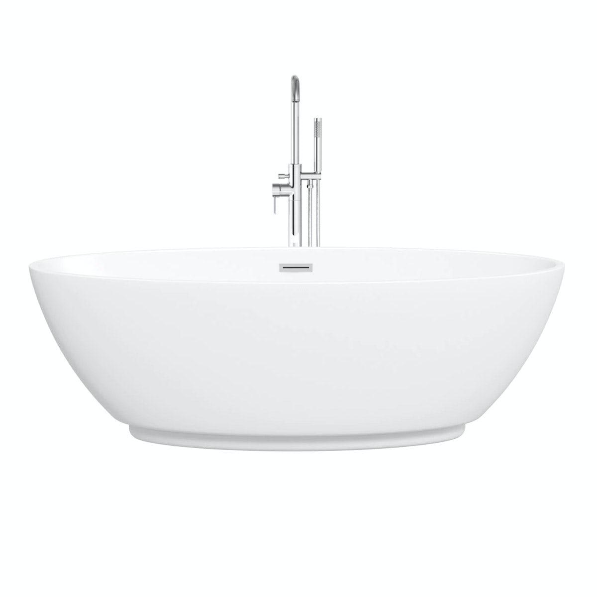 Comfortable Light Grey Tile Bathroom Floor Big Bathroom Rentals Cost Square Custom Bath Vanities Chicago Mosaic Bathrooms Design Young Wash Basin Designs For Small Bathrooms In India BlueBathroom Vainities Small \u0026amp; Large Baths From £99.99 | VictoriaPlum