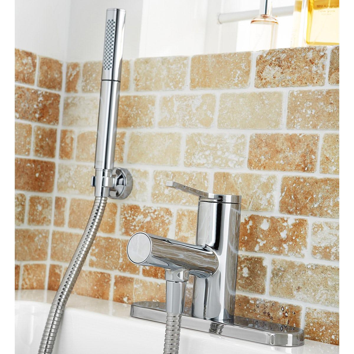 mira evolve bath shower mixer tap victoriaplum com