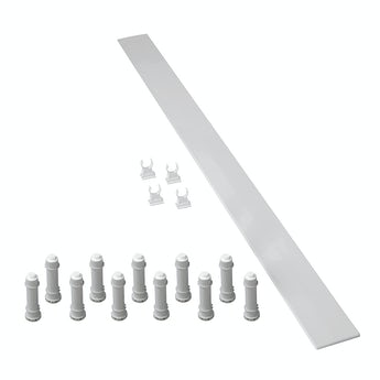Mira Flight offset quadrant riser kit up to 1200mm