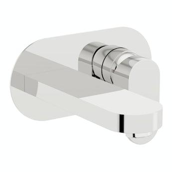Mode Erith wall mounted basin mixer tap